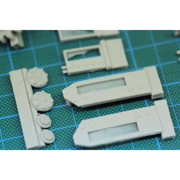 【再入荷】35007 シャーマン T10 地雷処理車 コンバージョン