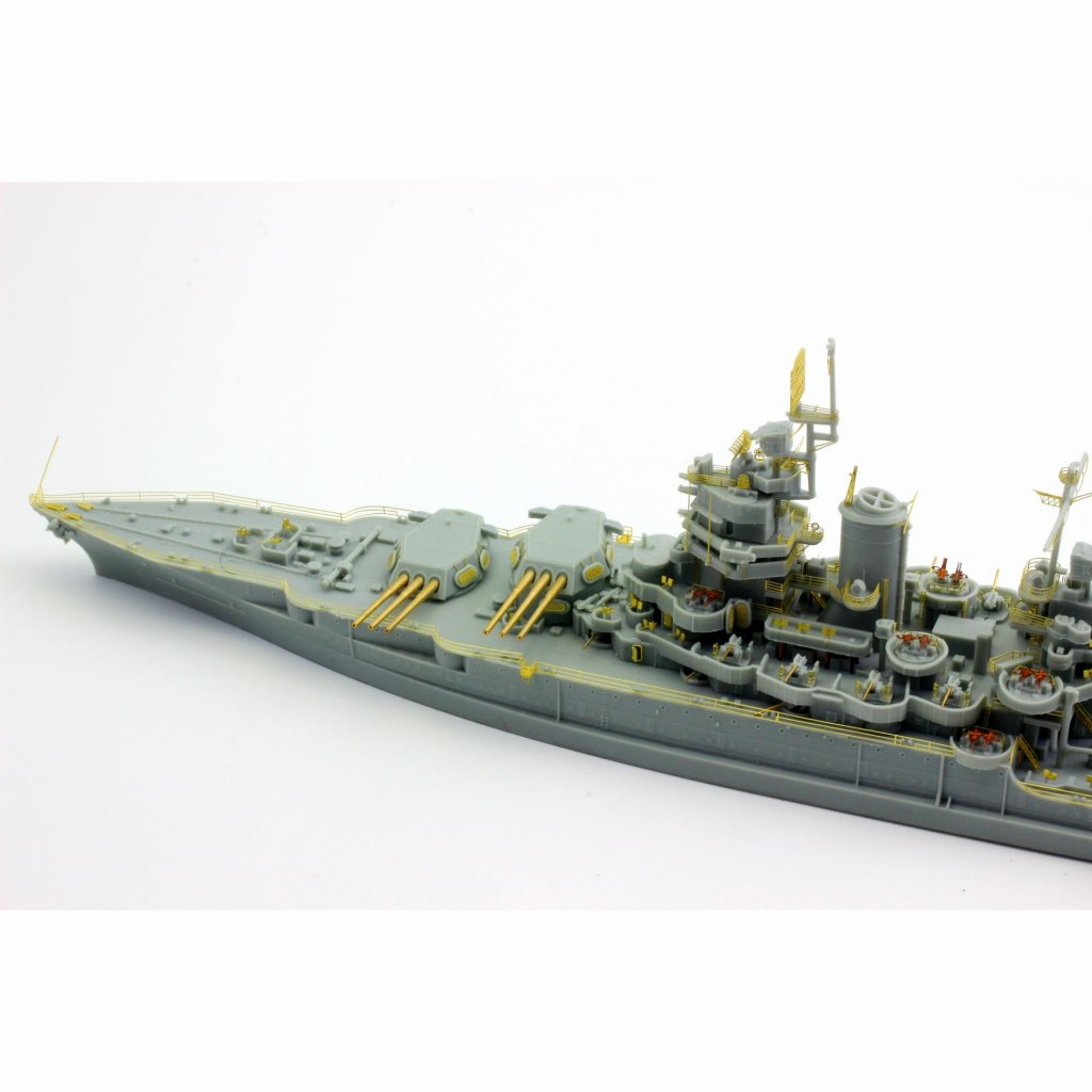 N07-170 米海軍 ニューメキシコ級戦艦 BB-40 ニューメキシコ New Mexico 1944