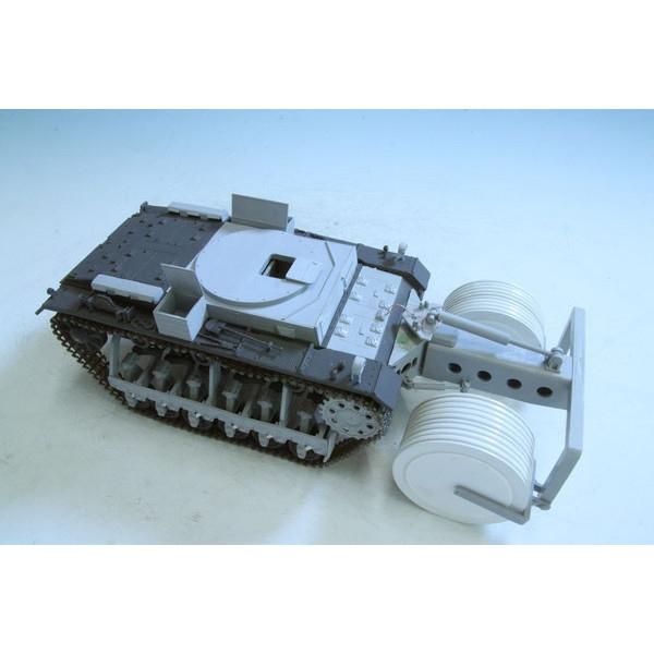 【再入荷】35012 III号戦車 地雷処理車 コンバージョンセット