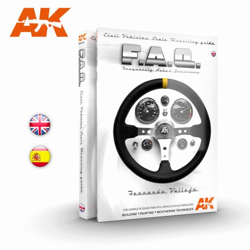 AK282 FAQ シビルビークルモデリング