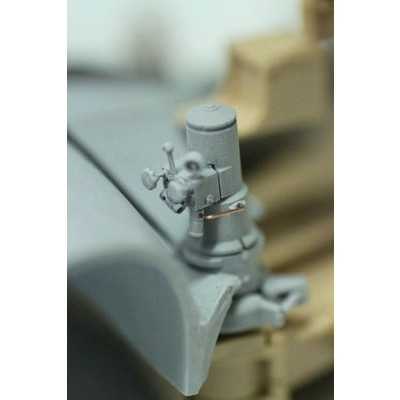 35024 Sd. Anhanger 220 対空砲トレーラー