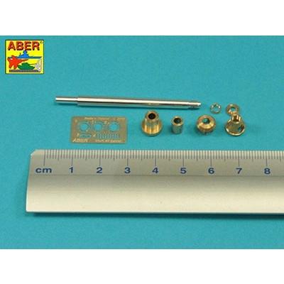 【新製品】35L61n 独 7.5cm Stuk.40 L/48 III号突撃砲G型 最終型&IV突後期型 砲身