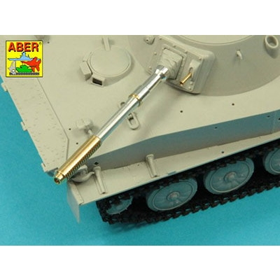 【新製品】35L309 露 PT-76軽戦車mod1951用 76.2mmD-56T砲身(トラペ)