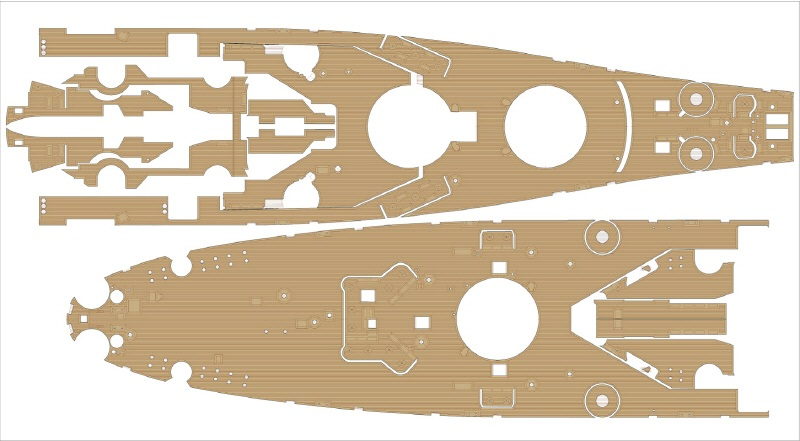 37026FN アメリカ海軍 戦艦 BB-63 ミズーリ 1945 ディテールアップセット アドバンスド