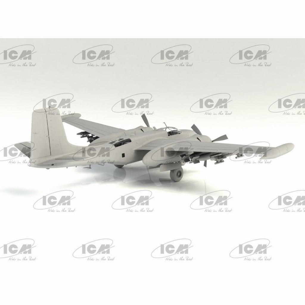 """【新製品】48279 B-26K カウンター インベーダー """"ベトナム戦争"""""""