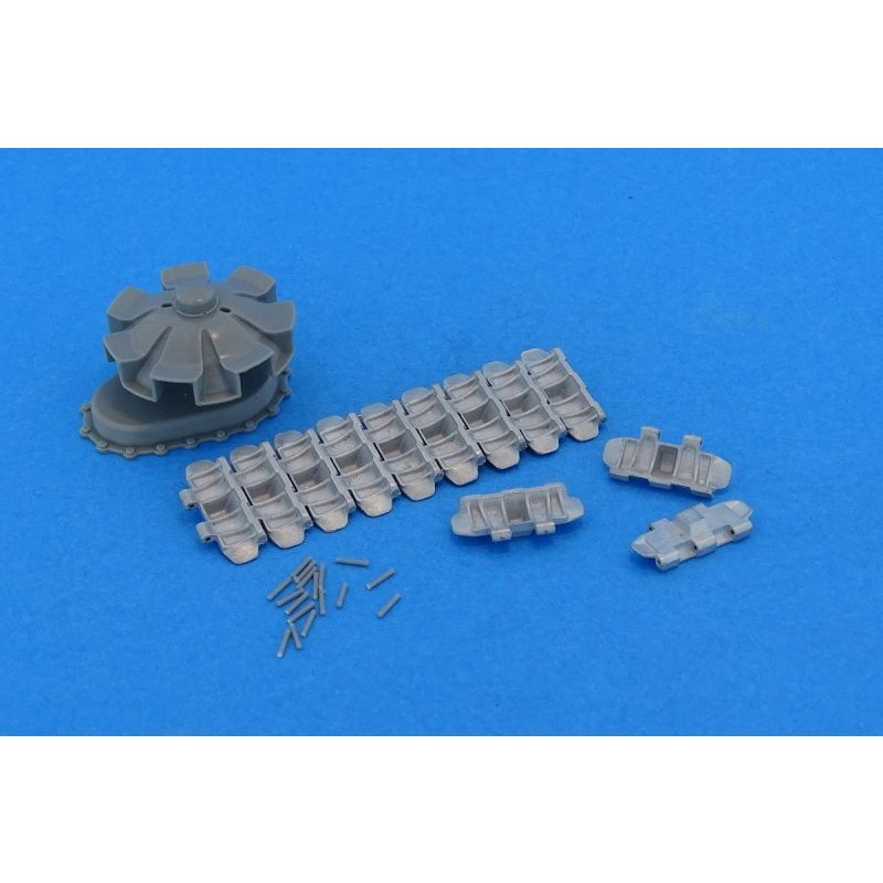 MTL-35194 T-24中戦車用履帯(金属製)