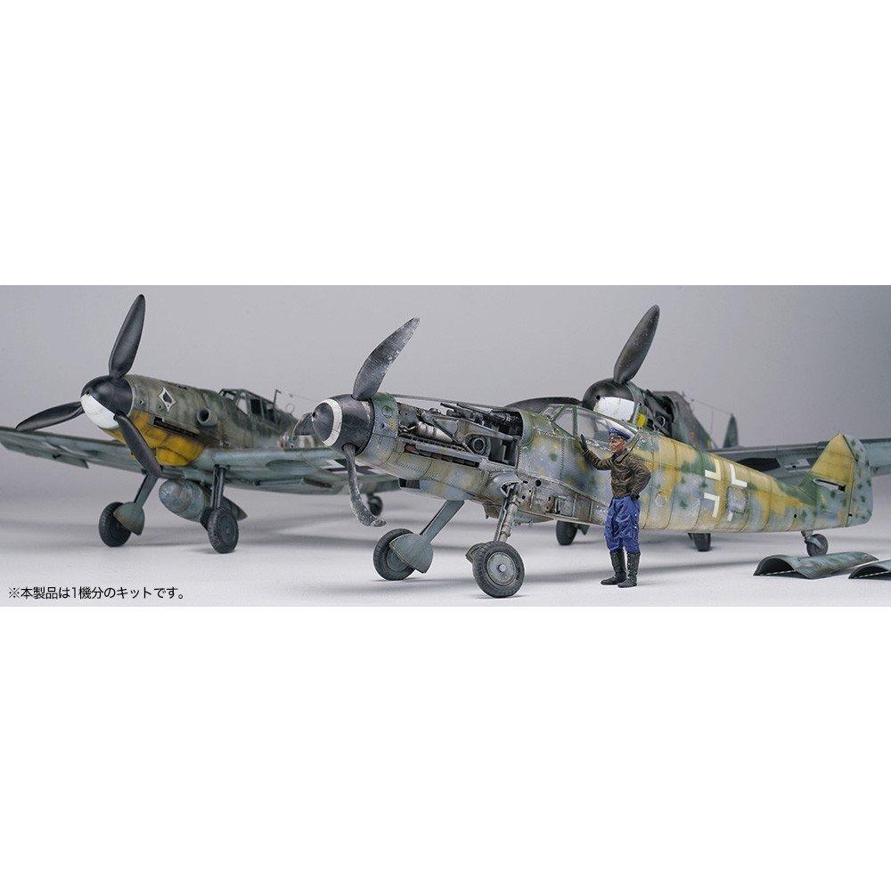 【新製品】BF001 1/35 メッサーシュミット Bf109 G-6