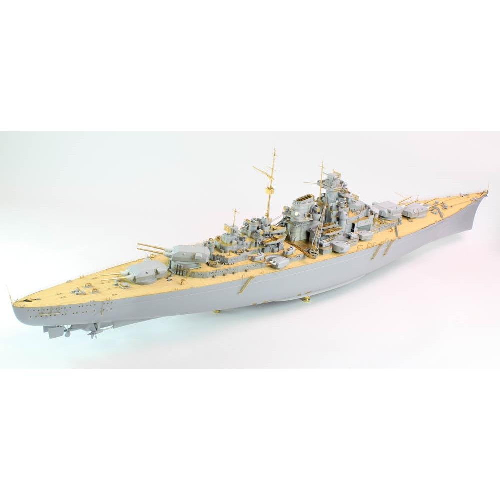 27001F1 戦艦 ビスマルク 1941 ディテールアップセット アドバンスド