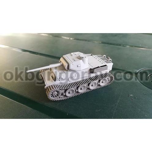 72069 WWII ドイツ VK.3601(H) 重戦車