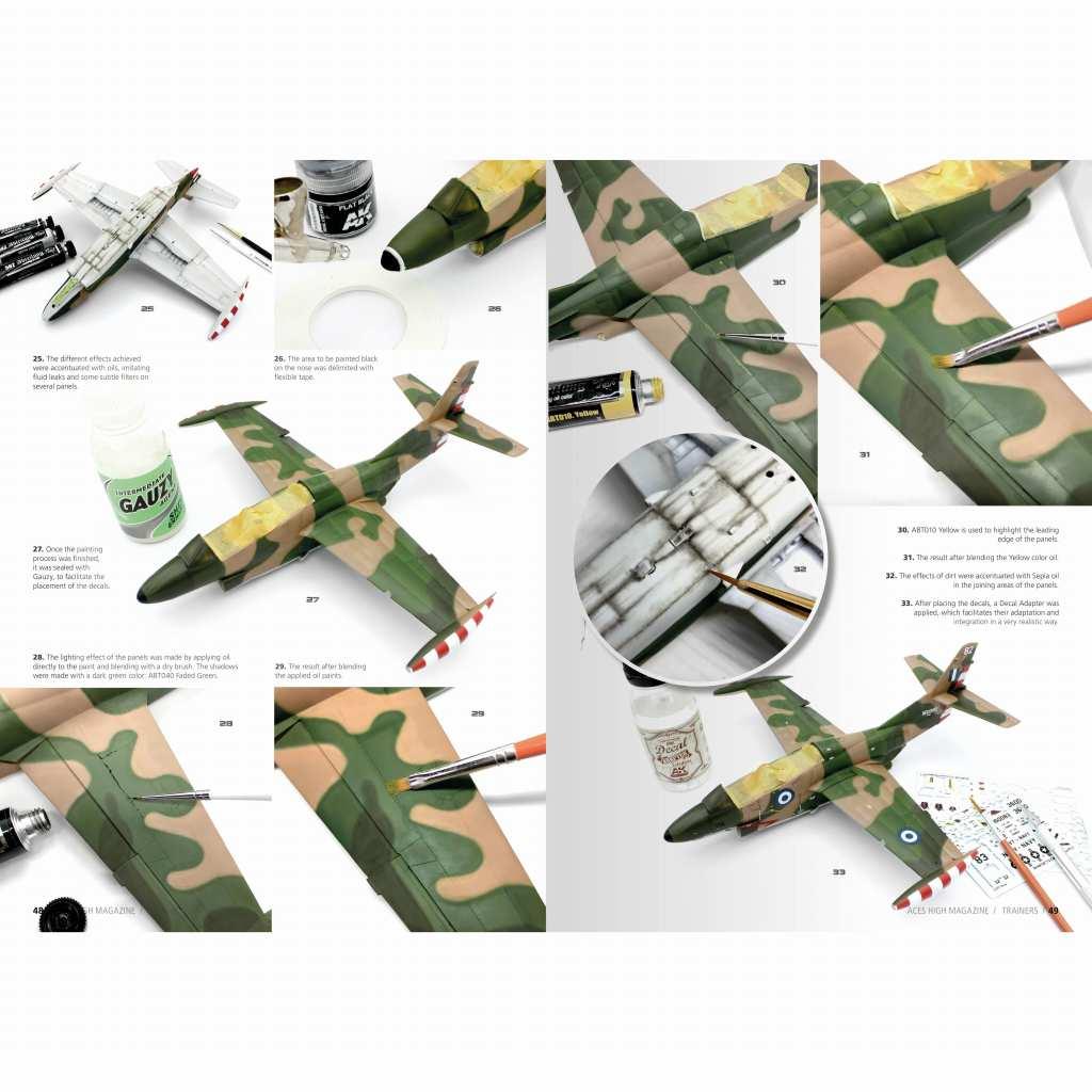 AK2937 エーセズハイ第18号 練習機
