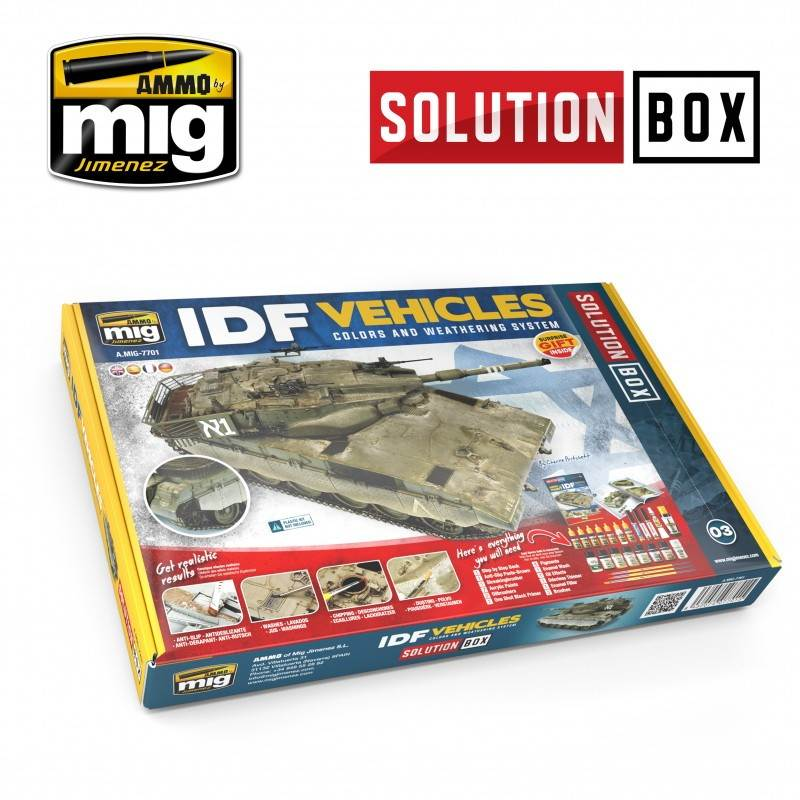 A.MIG-7701 ソリューションボックス IDF車両