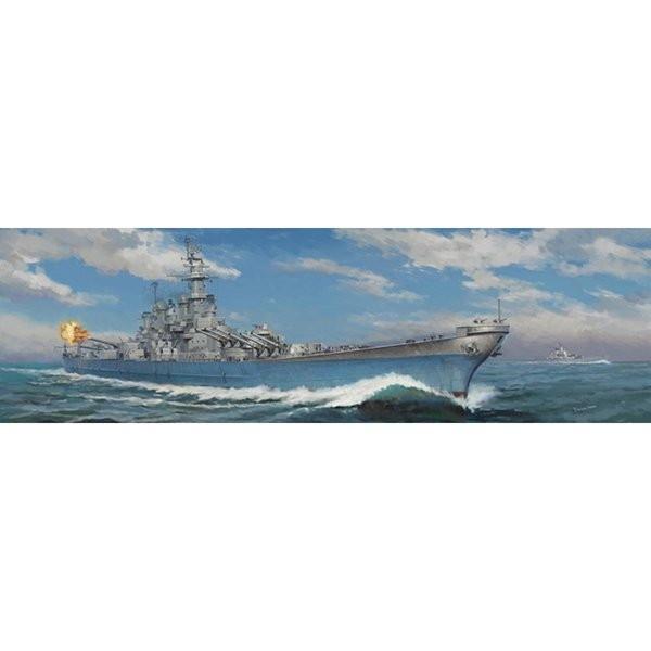 VF350914 米海軍 モンタナ級戦艦 BB-71 ルイジアナ