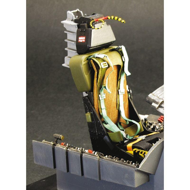 2991 ロッキード F-104G スターファイター コクピット