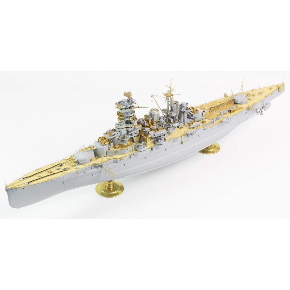 35020F1 日本海軍 高速戦艦 金剛 1944用 ディテールアップセット