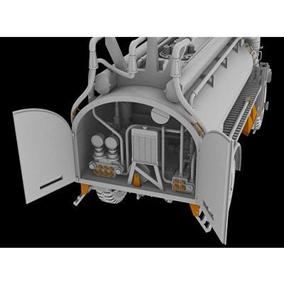 【新製品】35062 ベッドフォード QL 3トン 4輪駆動給油トラック