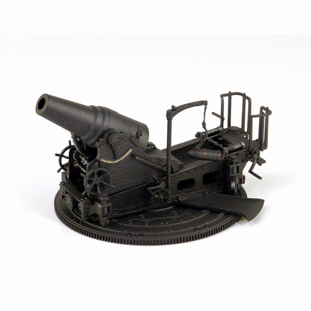 SG14E 日本陸軍 二十八糎榴弾砲(乃木将軍・砲兵6体付き)