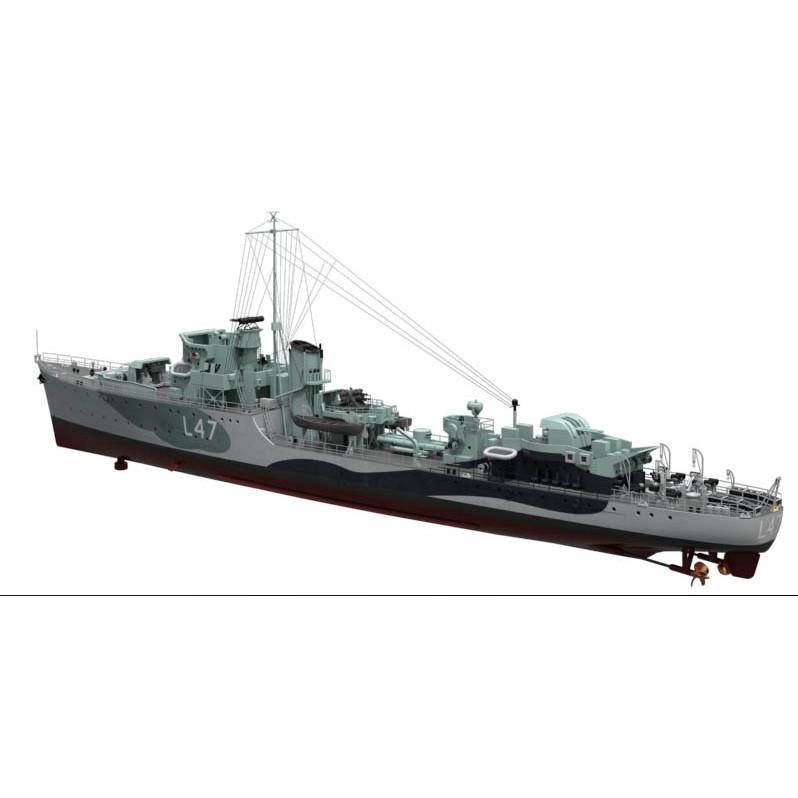 35019 ハント級駆逐艦III型