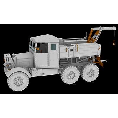 【新製品】72079 英 スキャンメル パイオニア SV/1S レッカー重トラクター
