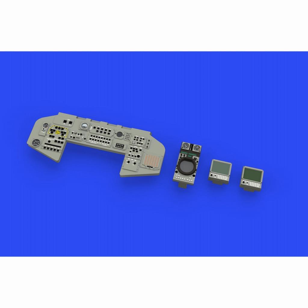 ルック644047 トーネード GR.1 「ルック」 計器盤
