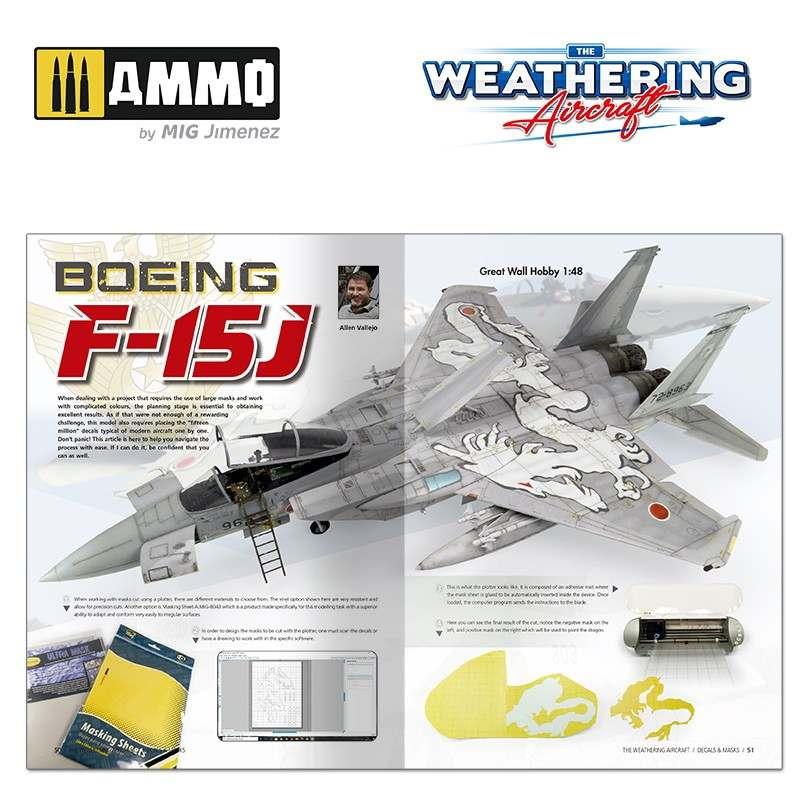 A.MIG-5217 ウェザリングエアクラフト第17号 デカール&マスキング