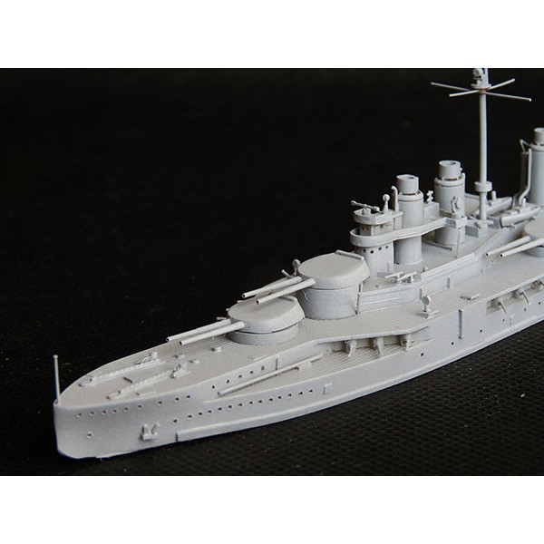 700-26 仏海軍 クールベ級戦艦(クールベ、フランス、ジャン・バール、パリ)
