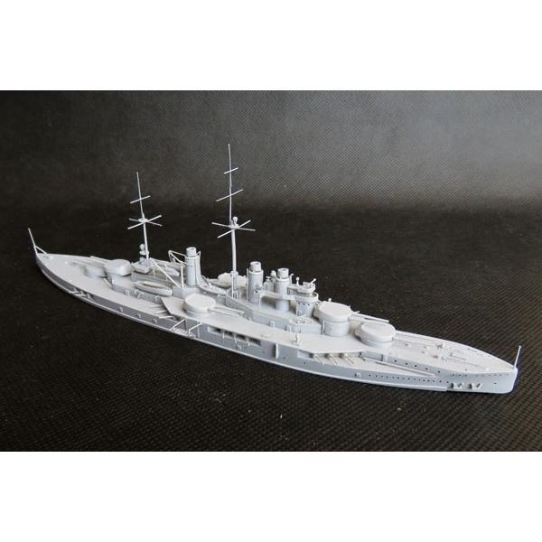 700-27 仏海軍 クールベ級戦艦 ジャン・バール Jean Bart 1914