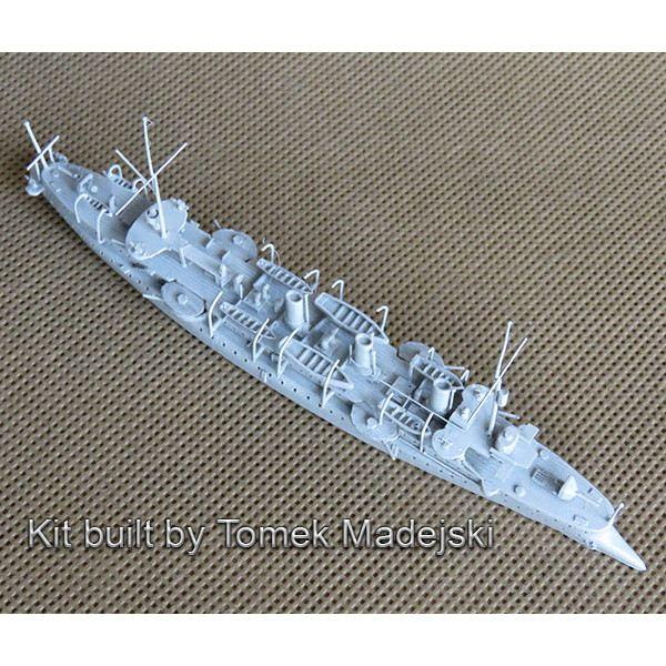 700-28 仏海軍 フリアン級防護巡洋艦 フリアン Friant 1899