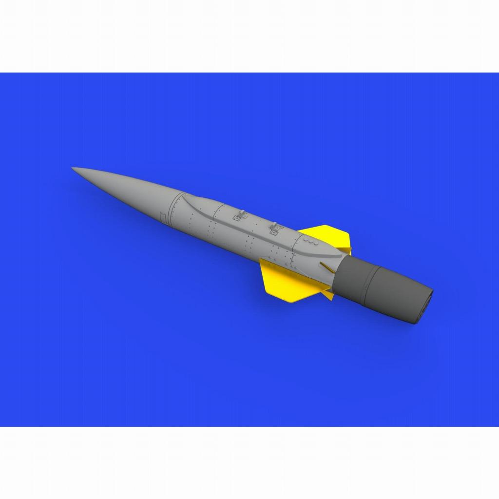 【新製品】ブラッシン672269 1/72 BOZ-107 ミサイル対策ポッド (1個入り)