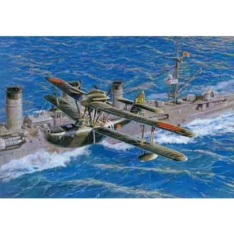 C-38 愛知 九八式水上偵察機 (夜偵)