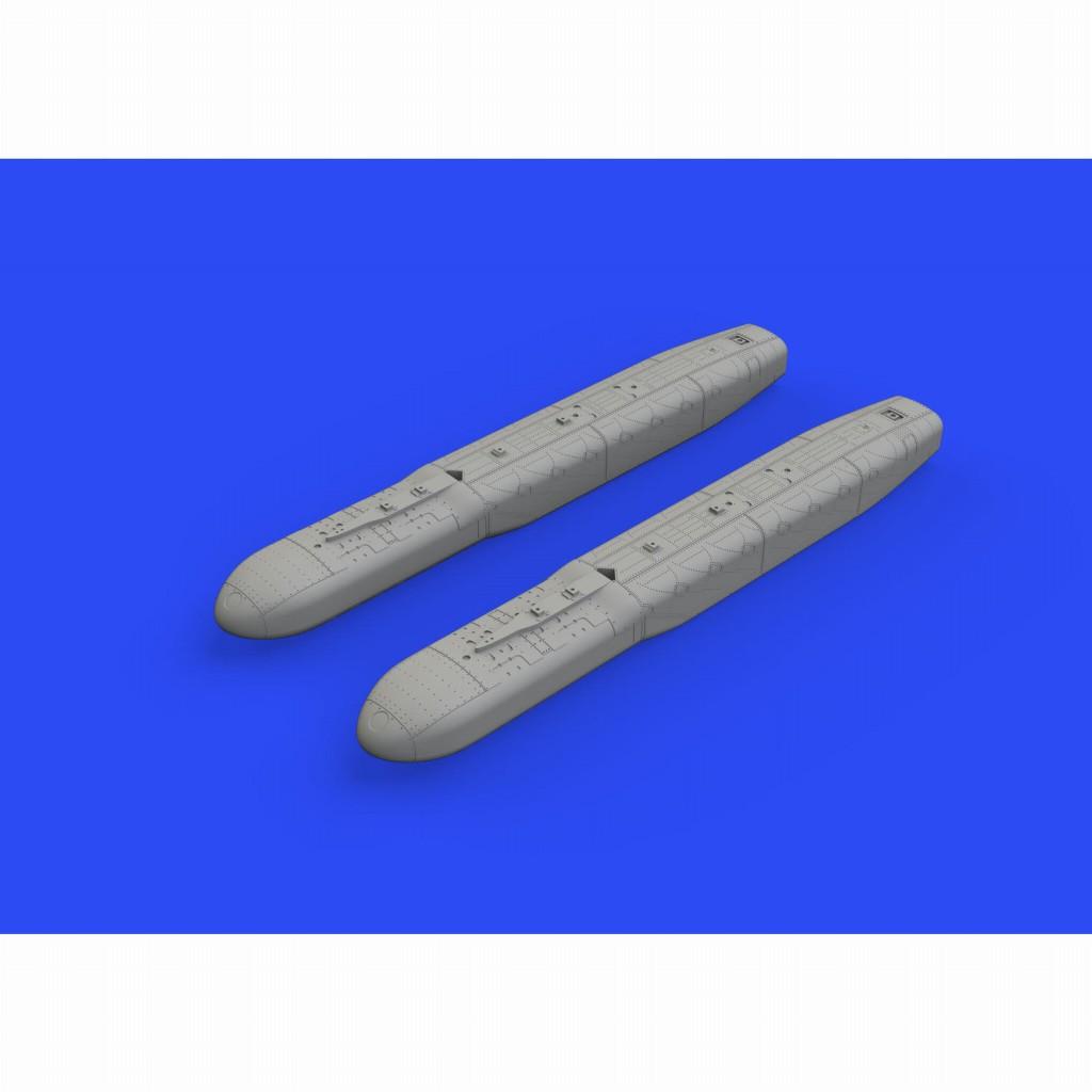 ブラッシン648551 JP233 小爆弾・地雷散布ディスペンサー (2個入り)