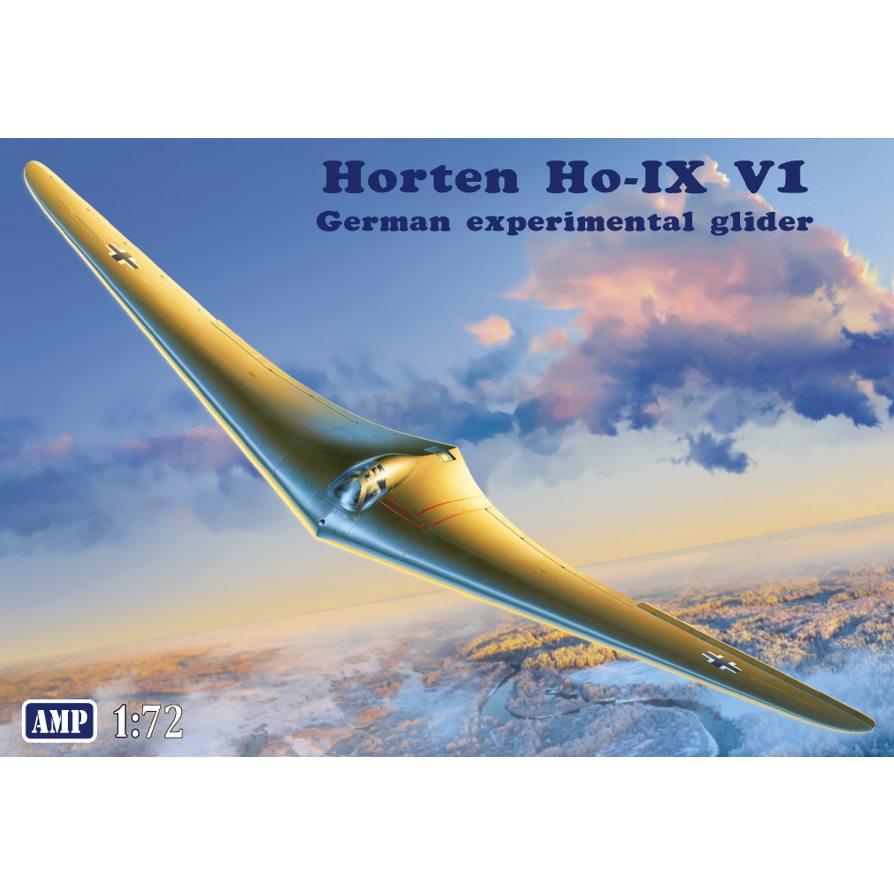 【予約受付中】AMP72007 ホルテン Ho-IX V1 グライダー