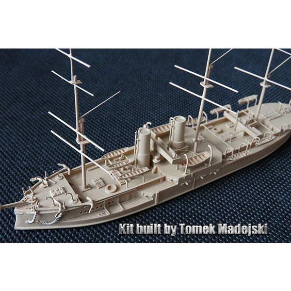 700-35 英海軍 装甲艦 アレクサンドラ Alexandra 1875
