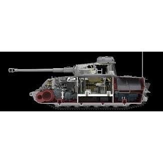 5043 IV号戦車J型 最終生産型 Sd.Kfz.161/2 w/フルインテリア