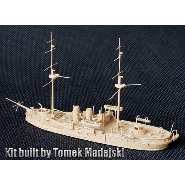 700-36 英海軍 装甲艦 テメレーア Temeraire 1876