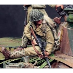 BWW3506 1/35 WWII 日本帝国陸軍 戦車跨乗兵ビッグセット