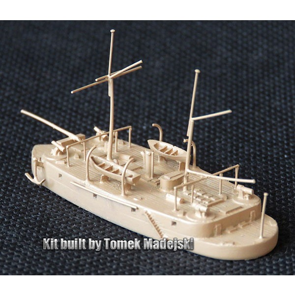 700-38 仏海軍 浮き砲台 アロガンテ Arrogante 1864