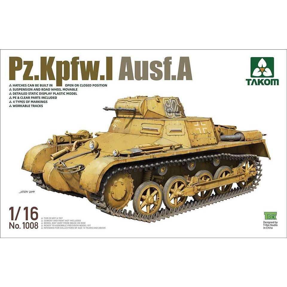1008 I号戦車 A型