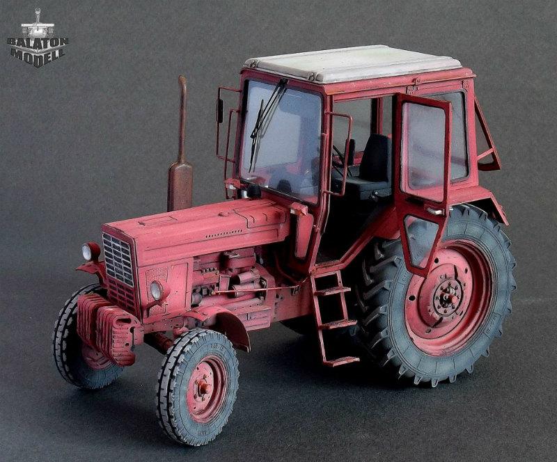 BM3542 ベラルーシ MTZ-80 トラクター