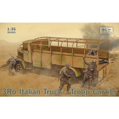 35055 ランチア 3Ro 重トラック 兵員キャリアタイプ
