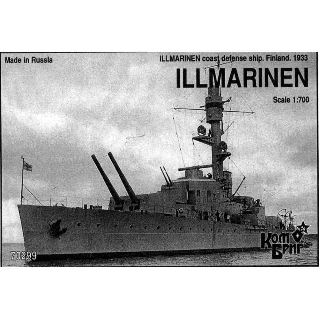 70299 フィンランド沿岸警備艦 イルマリネン Illmarinen 1933
