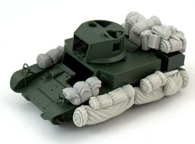 RE35-476 英 M3A1 スチュアートIII用車外搭載品