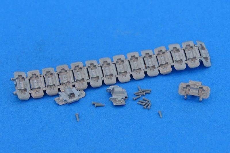 MTL-35185 マチルダ連結可動履帯 フラットタイプ後期型(金属製)