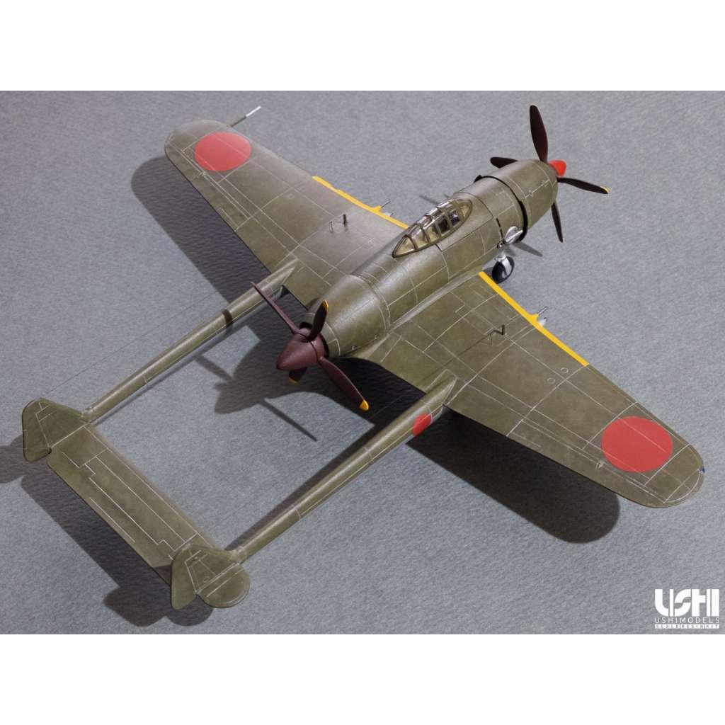 【再入荷】72002 大日本帝国陸軍 試作高高度戦闘機 立川 キ94-I
