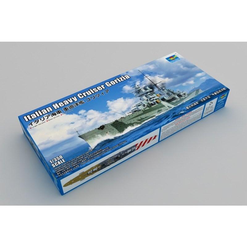 【予約受付中】05349 イタリア海軍 重巡洋艦 ゴリツィア