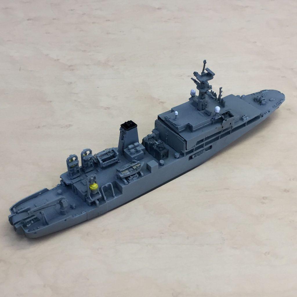 【再入荷】WS-031 海上自衛隊 敷設艦 むろと
