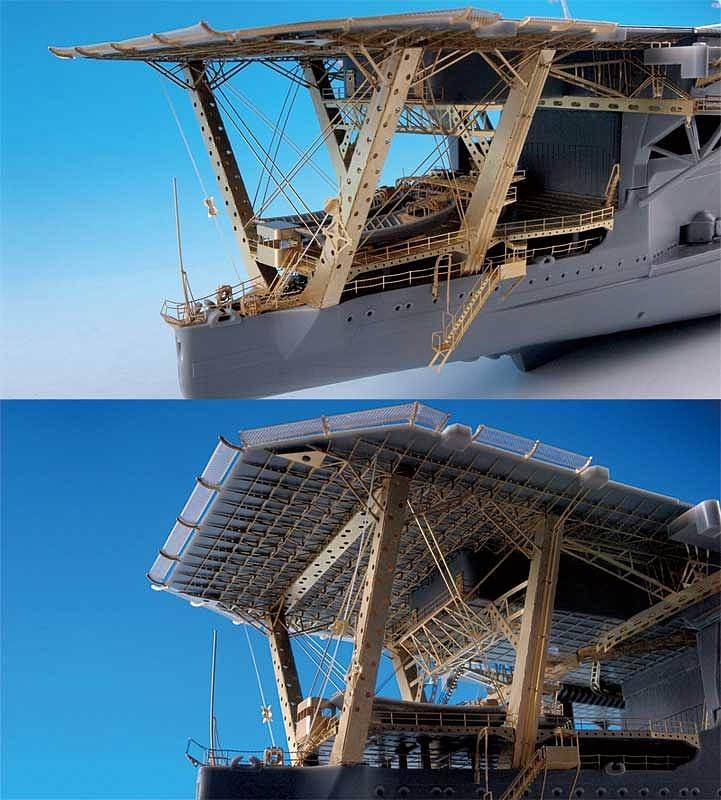 SE-35008 航空母艦 加賀用 ディテールアップセット