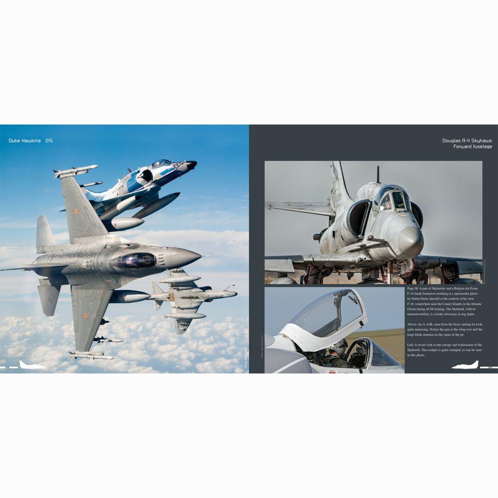 【新製品】エアクラフト・イン・ディテール 014 ダグラス A-4M/N/AR スカイホーク