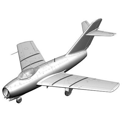 FB4014 ミコヤン MiG-15 ファゴットA 朝鮮戦争
