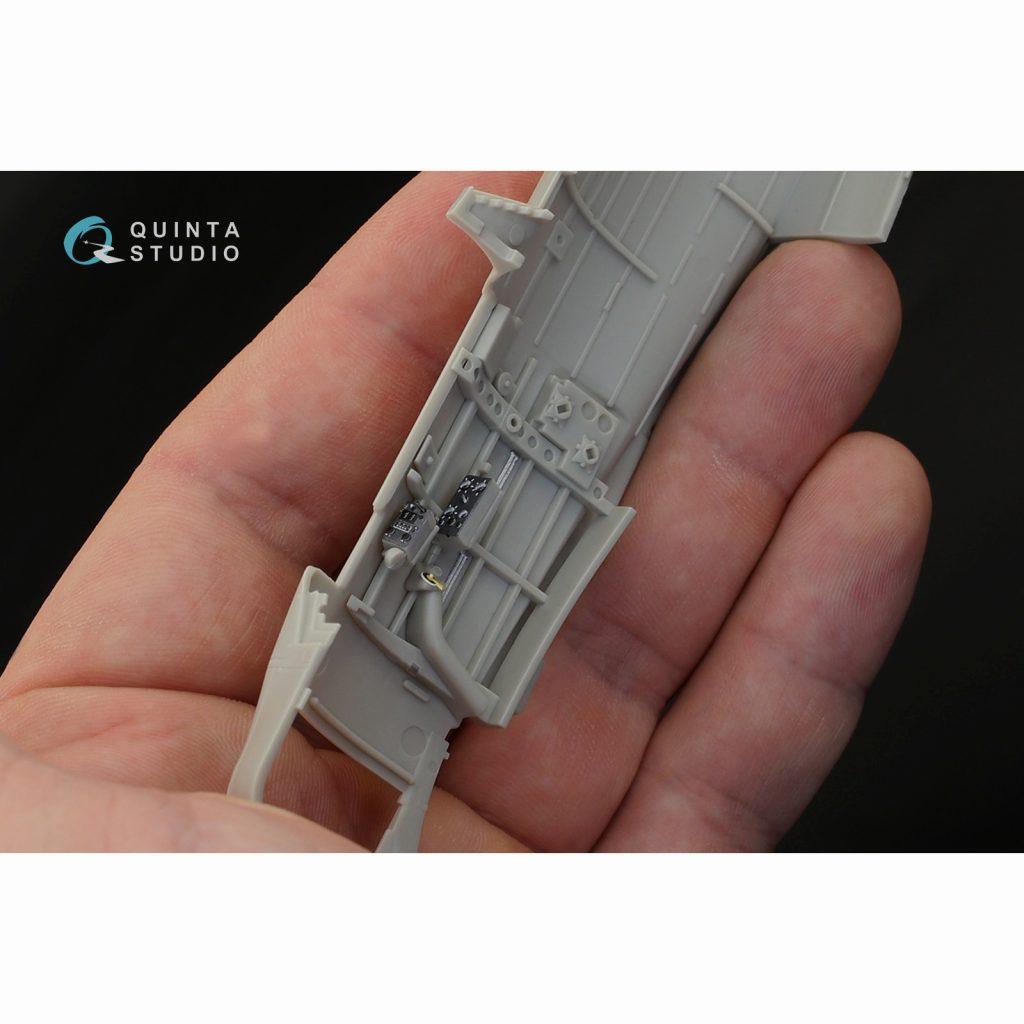 【新製品】QD32026 1/32 三菱 A6M5 零戦 五二型 (三菱生産) 内装3Dデカール (タミヤ用)