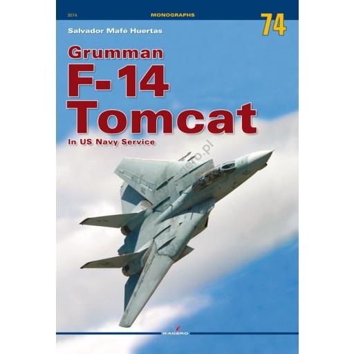 【新製品】MONOGRAFIE 3074 グラマン F-14 トムキャット